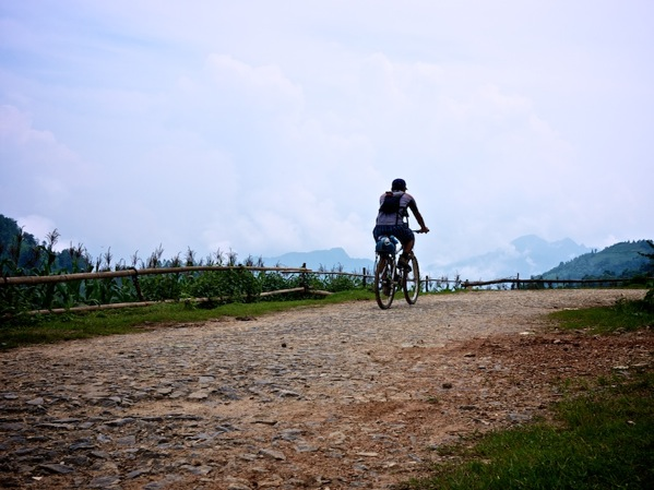 adventure cycling unpaved vietnams mountain roads